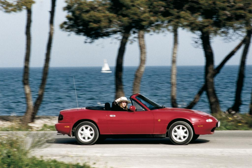 Mazda MX-5 ab 1989