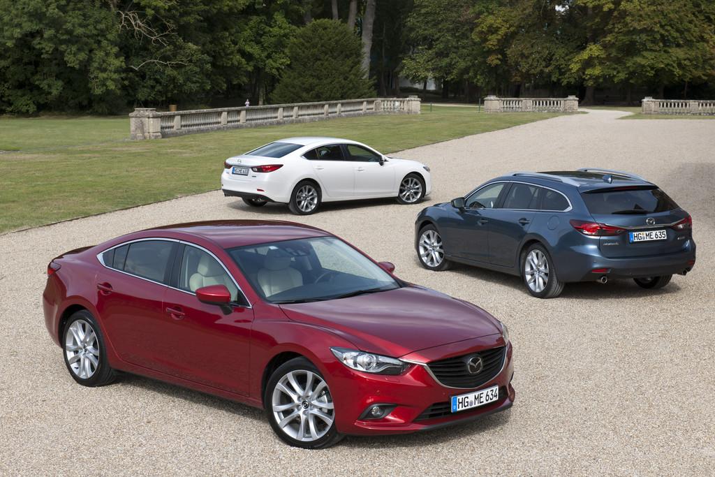 Mazda mit kräftigem Zuwachs im Flottengeschäft