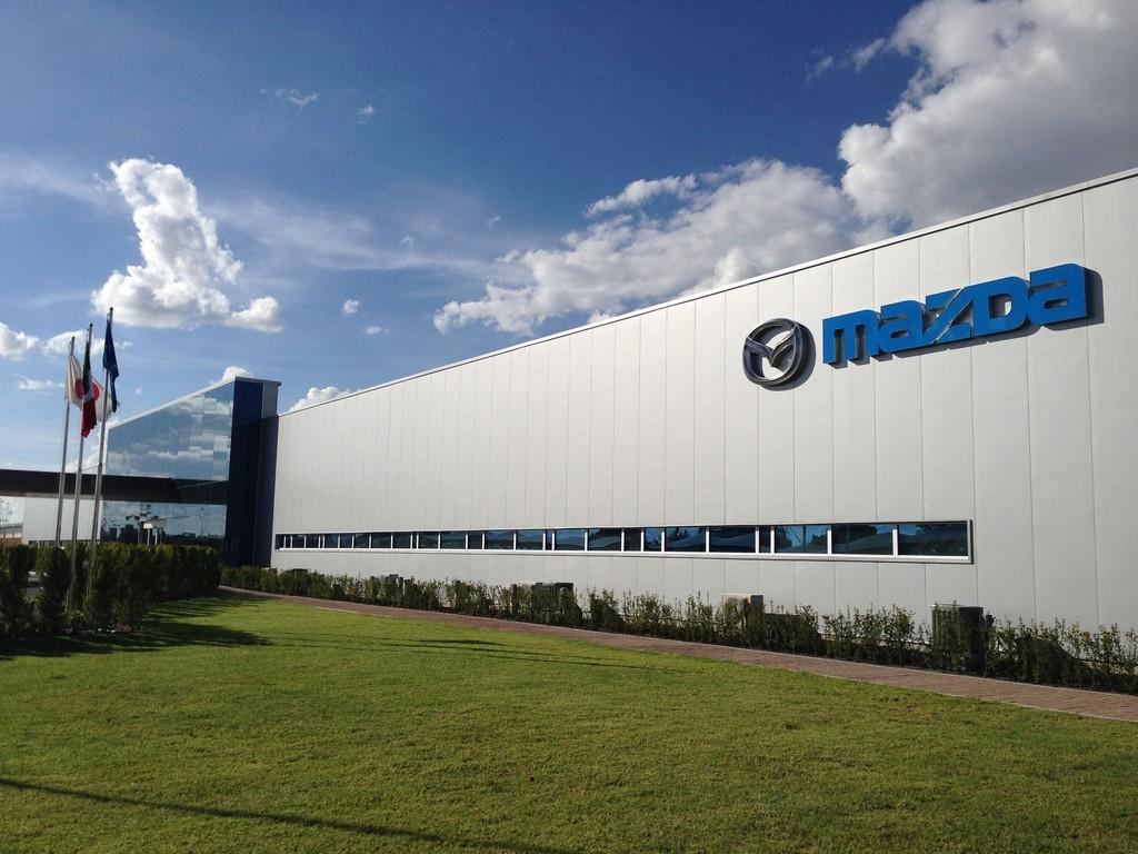 Mazda startet Produktion in Mexiko