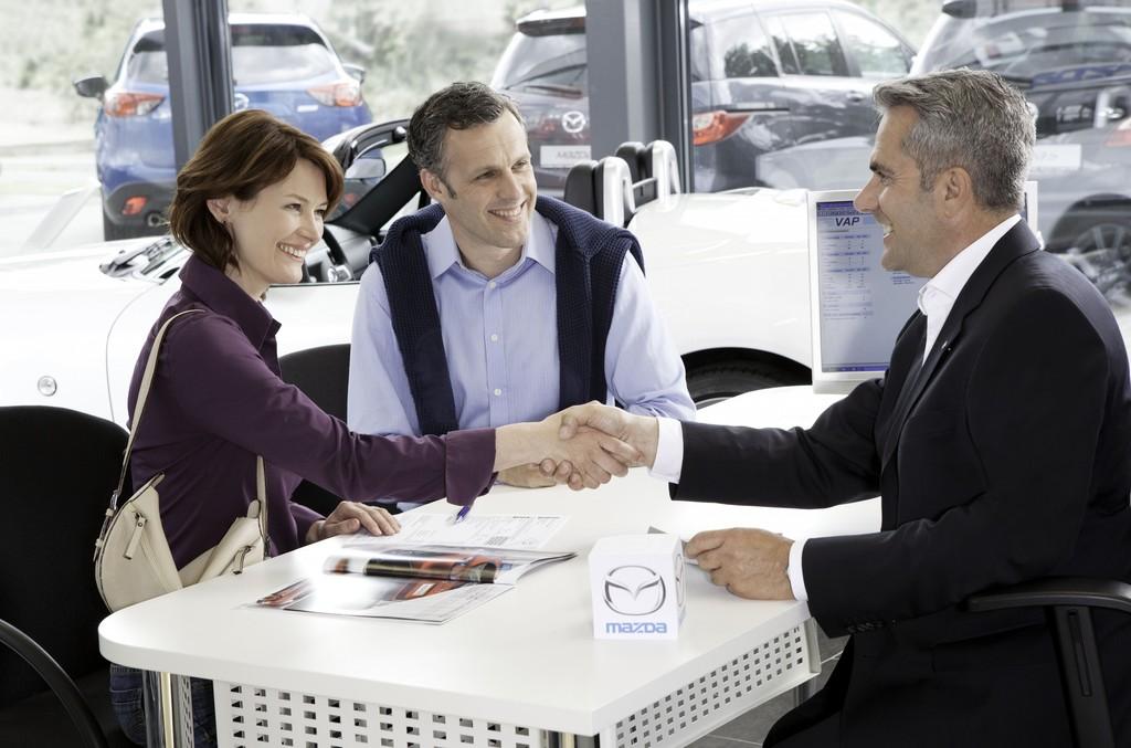 Mazda weitet Garantie auf bis zu acht Jahre aus