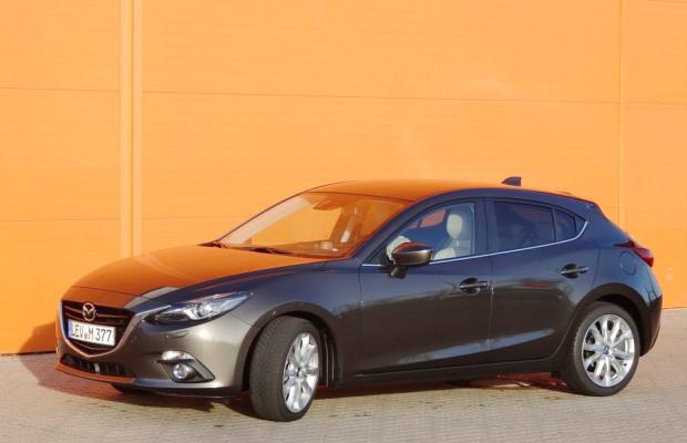 Mazda3 G 120 Sports-Line: Ambitioniert