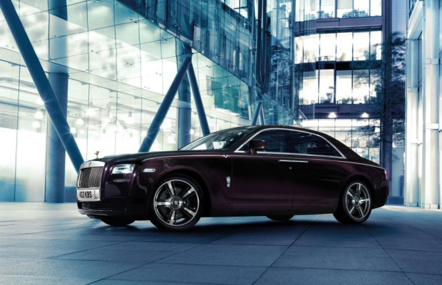 Mehr Leistung im Rolls-Royce Ghost V-Specification