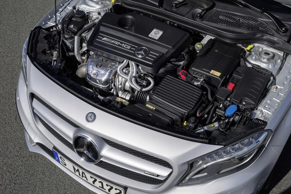 """Mercedes-Benz GLA 45 AMG - SUV mit Betonung auf """"S"""""""