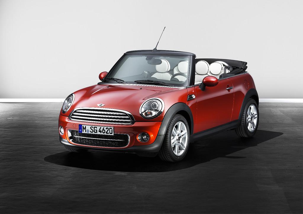 Mini Cooper D Cabrio - Foto: Auto-Medienportal.Net/Mini