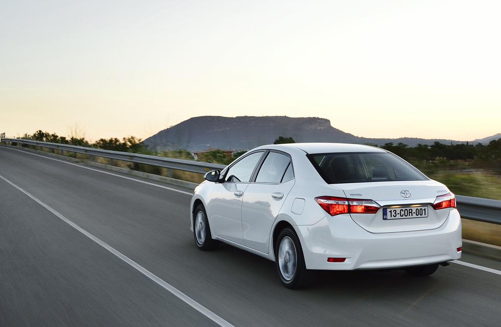 Mit dem Corolla ist Toyota in der Kompaktklasse unterwegs.