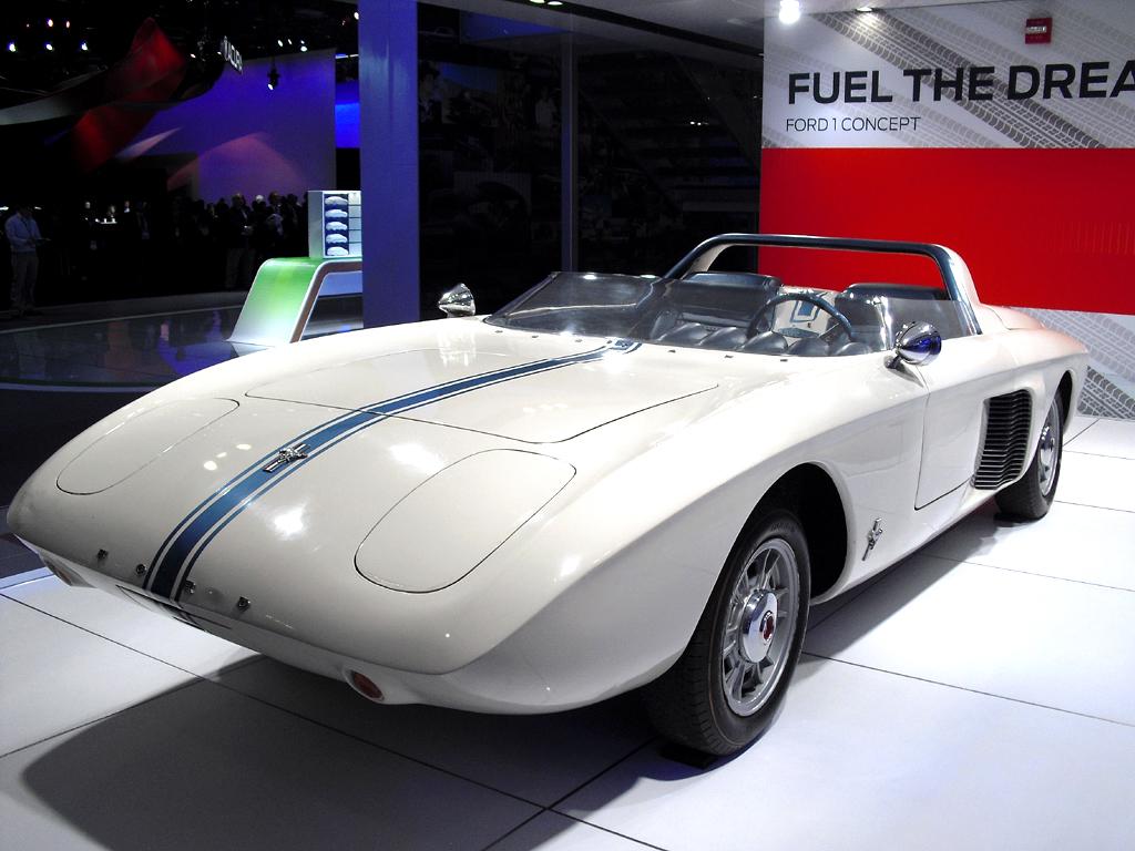 Mit dem Ford 1 Concept hat sich Ford einst auch an ungewöhnlichere Formen gewagt.