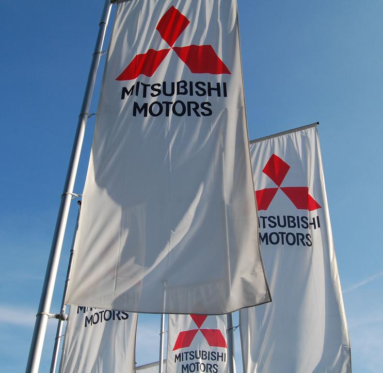 Mitsubishi steigerte Produktion
