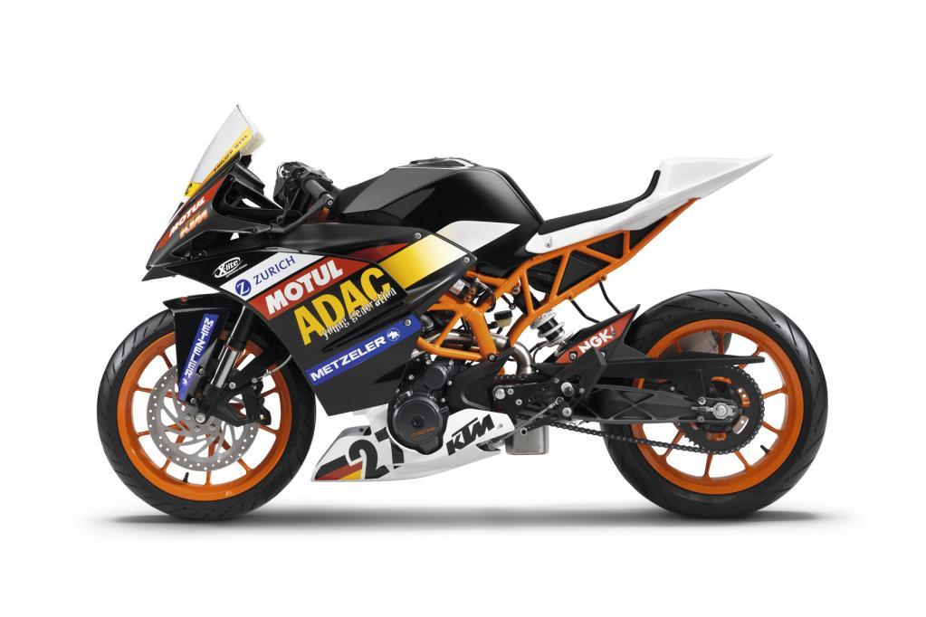 Motorrad: Junior Cup als Sprungbrett