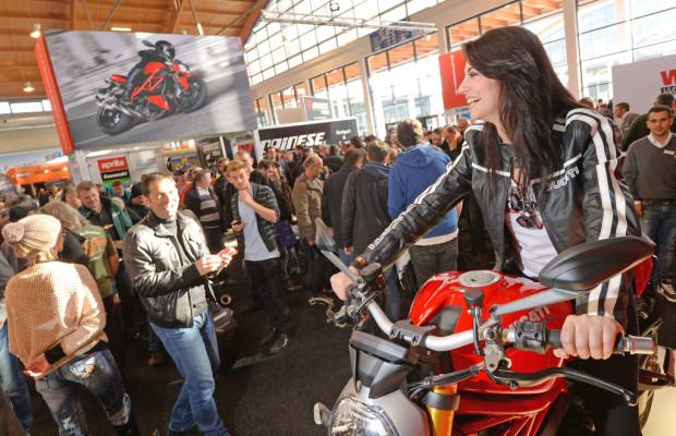 Motorradwelt Bodensee mit hohem Zuspruch