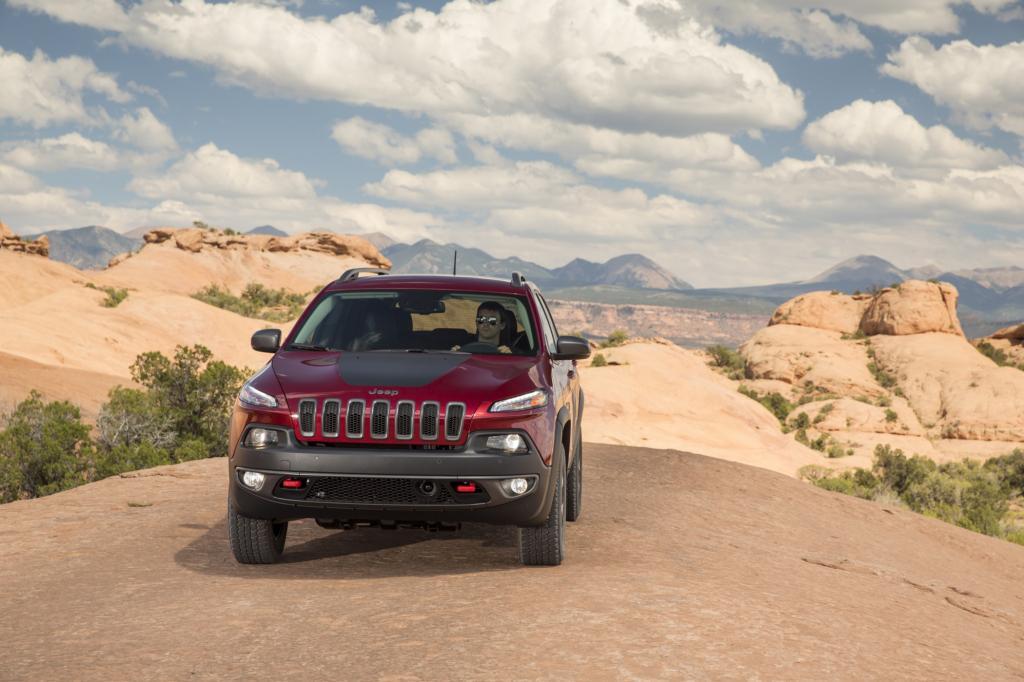 Nach jahrelanger Pause macht sich der Jeep Cherokee bereit für sein Comeback in Europa.