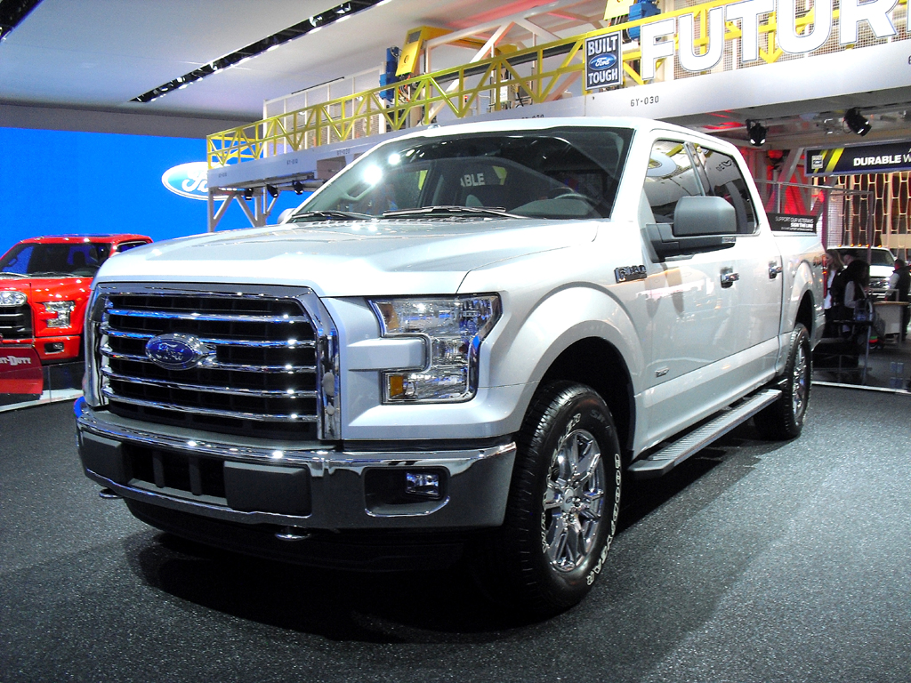 Neuauflage eines Bestsellers: Ford-Pickup F-150.