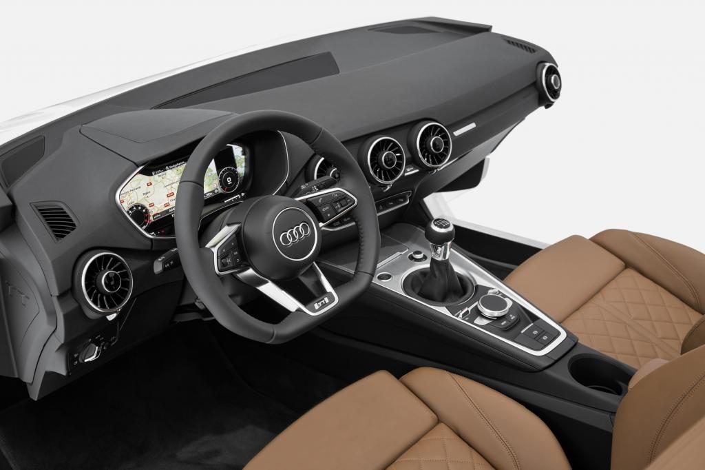Neuer Audi TT - Für Egozentriker