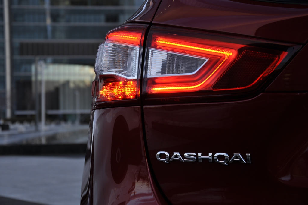 Neuvorstellung Nissan Qashqai - Der König ist tot, es lebe der König