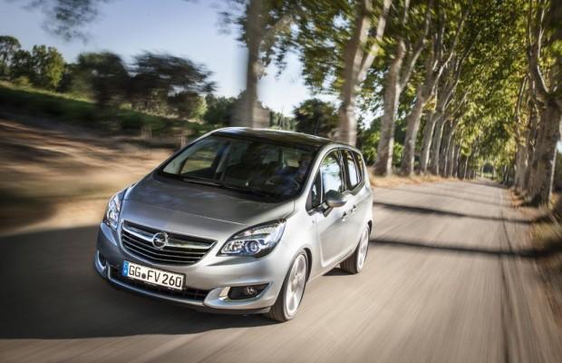 Niedrigere Preise und bessere Motoren für den Opel Meriva