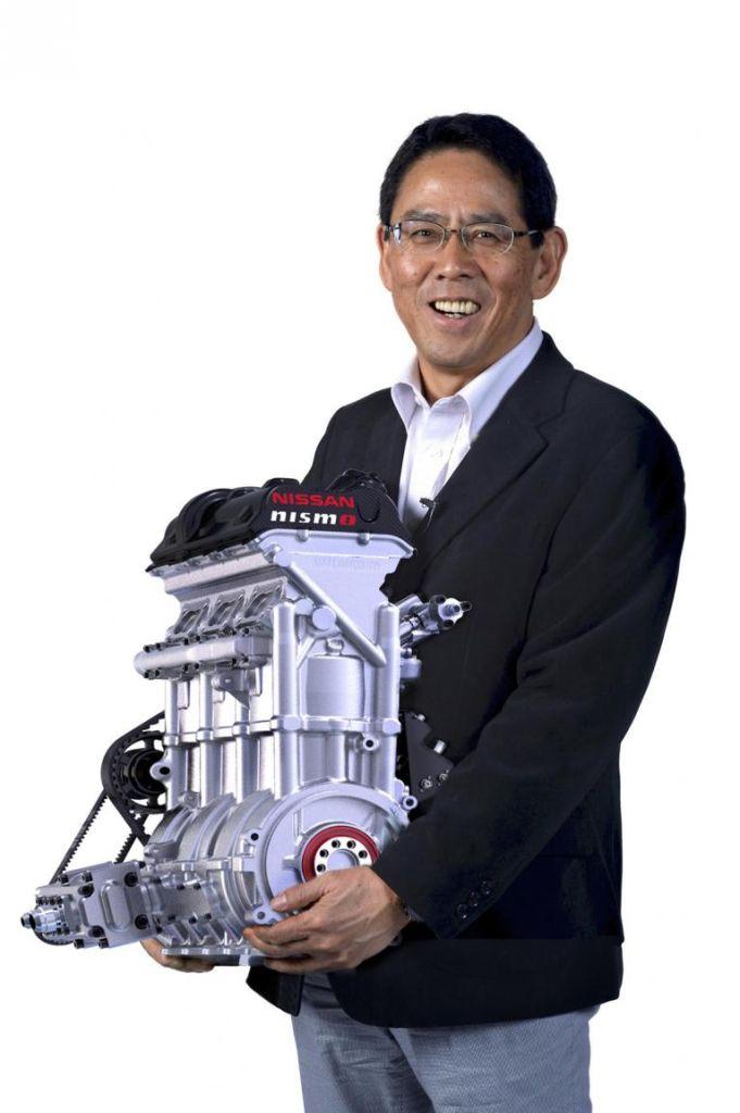 Nissan-Kraftpaket übertrifft die Formel 1