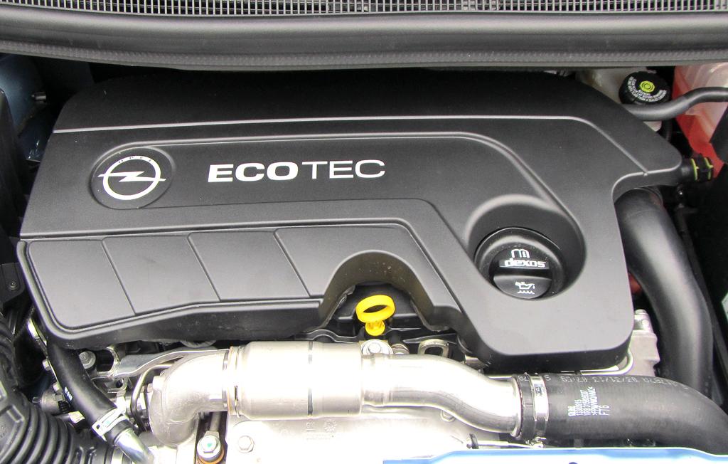 Opel Meriva: Blick unter die Haube. Sieben Motorisierungen stehen zur Wahl.