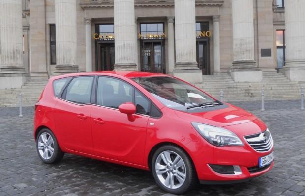 Opel Meriva Facelift: Sparsam und leise unterwegs