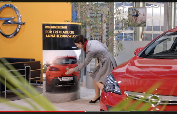 Original-Opel-Service in kultigen Videoclips