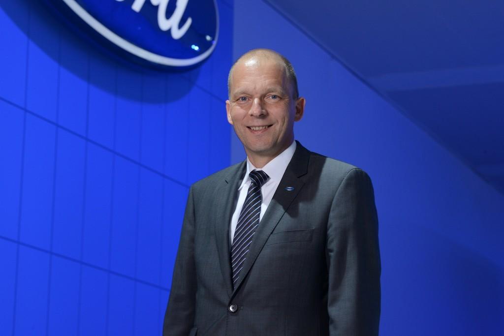 Pütz und Beyer in der Ford-Geschäftsführung