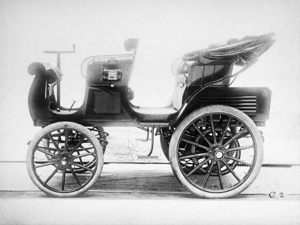 P1 – der erste Porsche der Welt