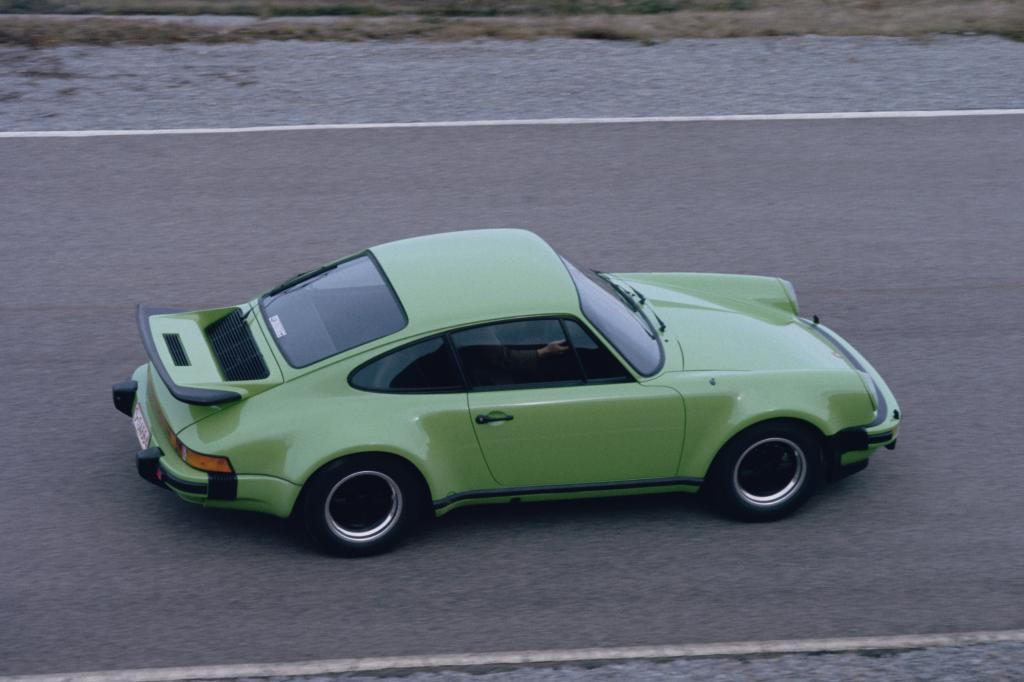 Porsche 911 Turbo ab 1974