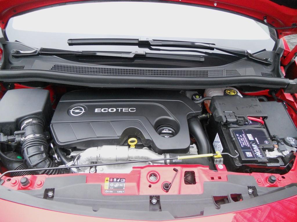 Pressepräsentation Opel Meriva: Sparsam und leise unterwegs