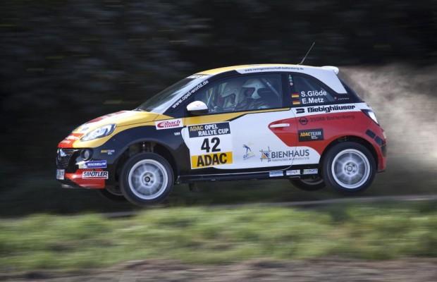 Rallye Cup: Dem Nachwuchs eine Chance.