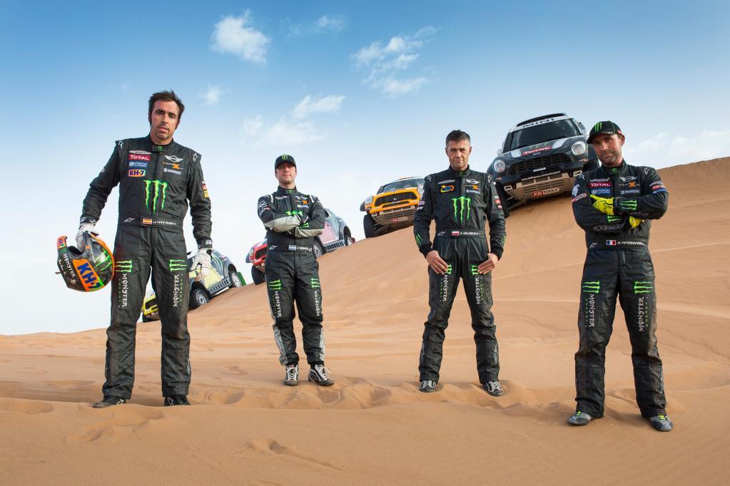 Rallye Dakar - Der Ritterschlag in der Wüste