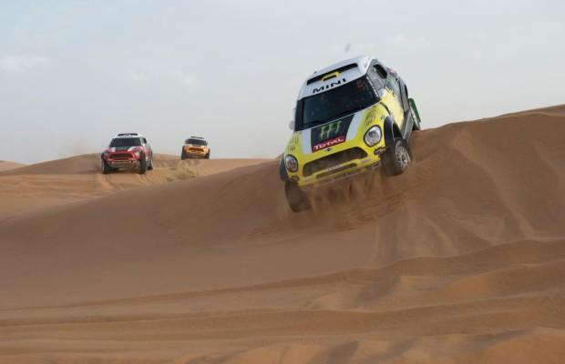 Rallye Dakar: Lamas stoppen Peterhansel