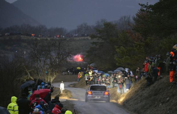 Rallye Monte Carlo: Ford vorne – Hyundai raus