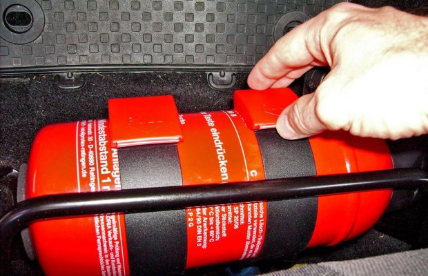 Ratgeber: Feuerlöscher kontrollieren - Warten für den Ernstfall