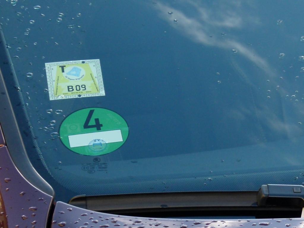 Recht 2013: Punkte, Parken und Reflektoren