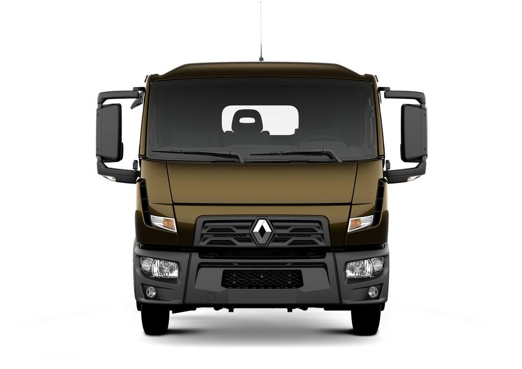 Renault Trucks bietet neuen Stadt-Lkw an