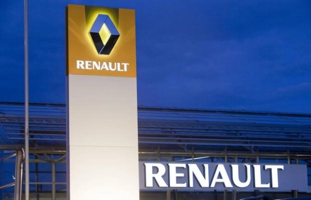 Renault setzte weniger Fahrzeuge ab
