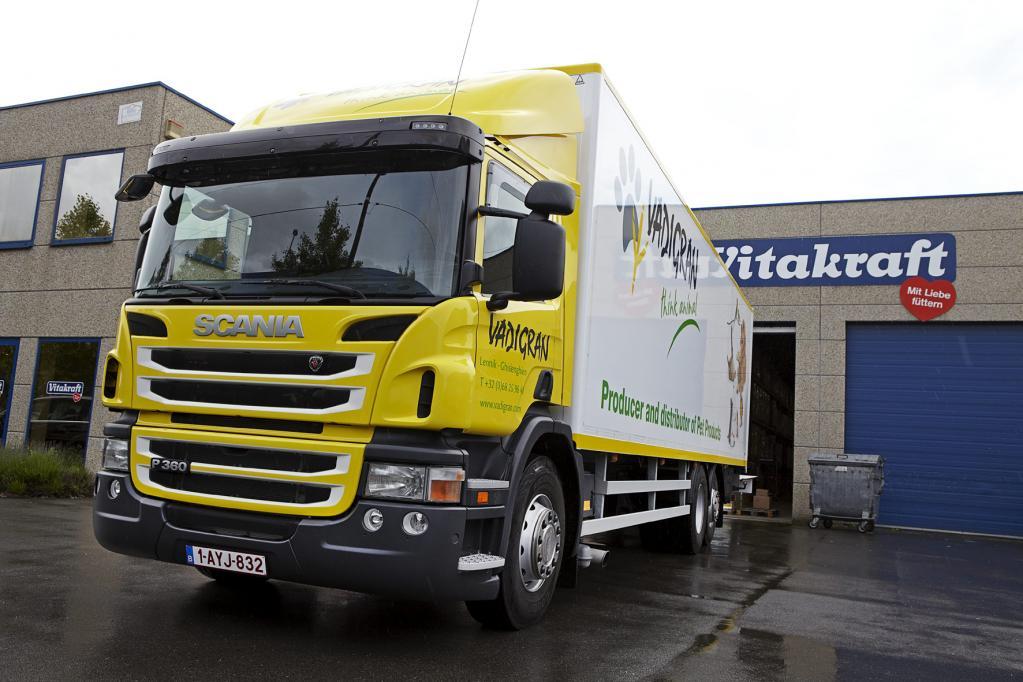 Scania setzt auf den