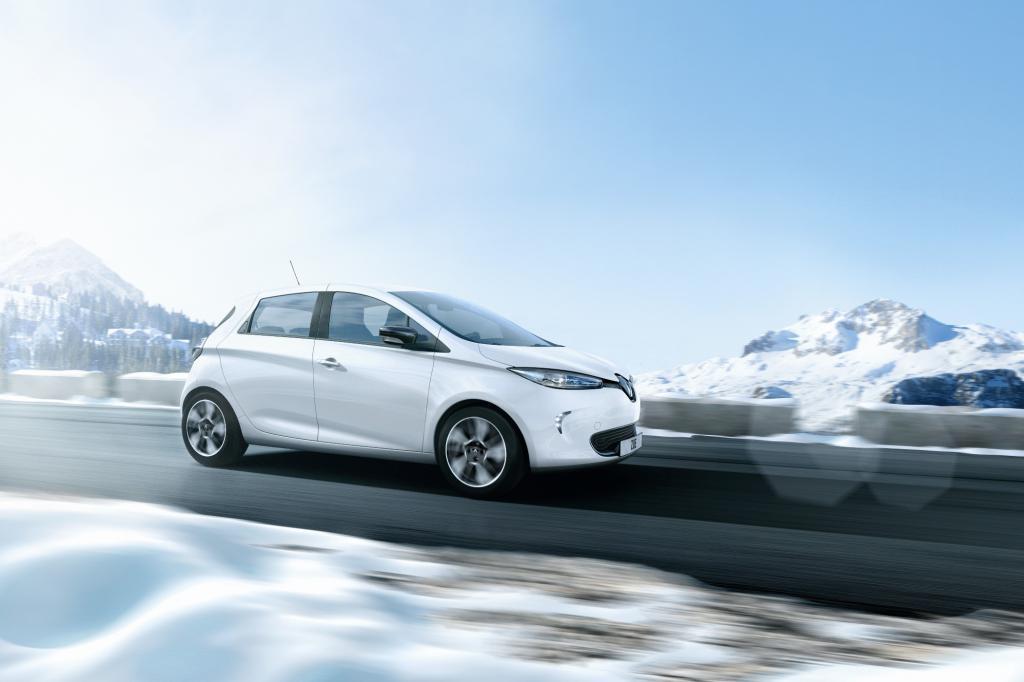 Seit Juni ist in Deutschland der Renault Zoe auf dem Markt - © Renault