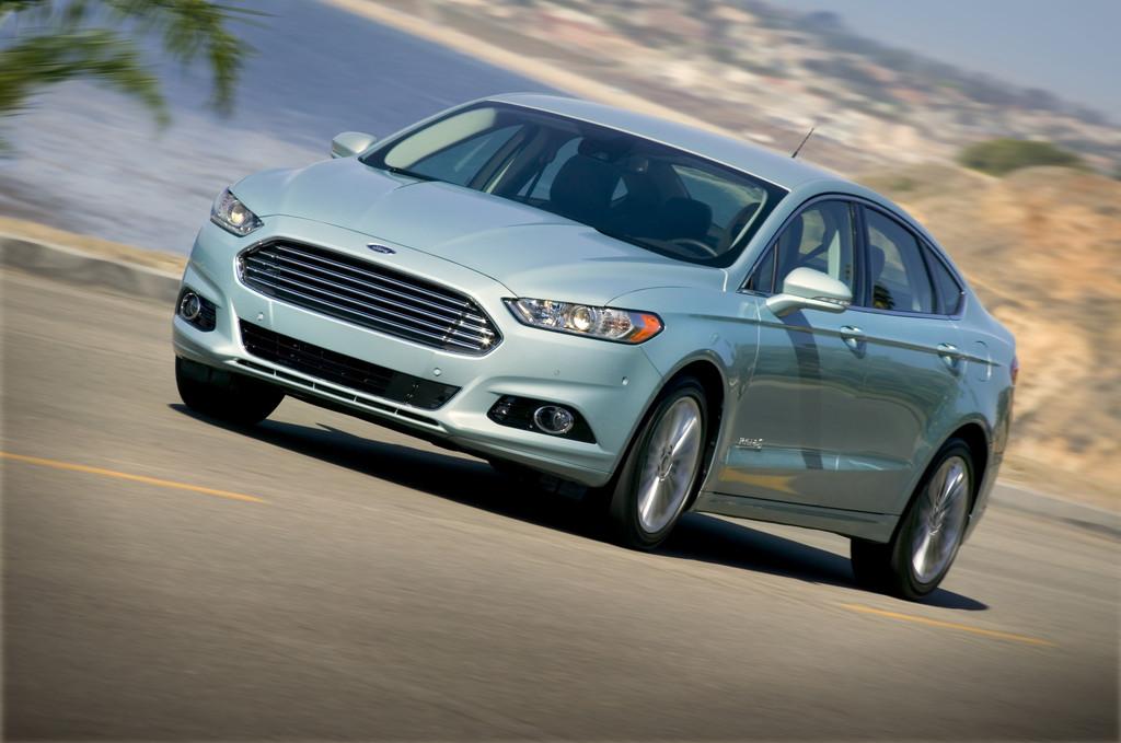 So fährt sich der nächste Ford Mondeo