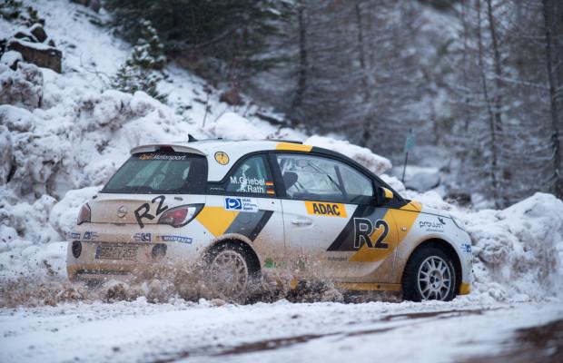 Start frei für den Opel Adam R2