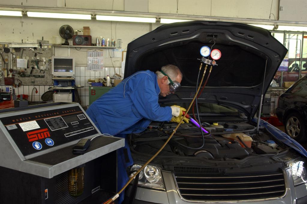 Steigende Gefahr durch Auto-Kältemittel R1234yf