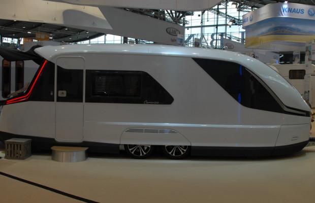 Stuttgart 2014: 120 Wohnmobil- und Caravan-Premieren