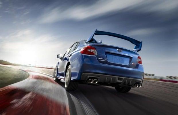 Subaru Modelljahr 2014  - Generationenwechsel zum Geburtstag