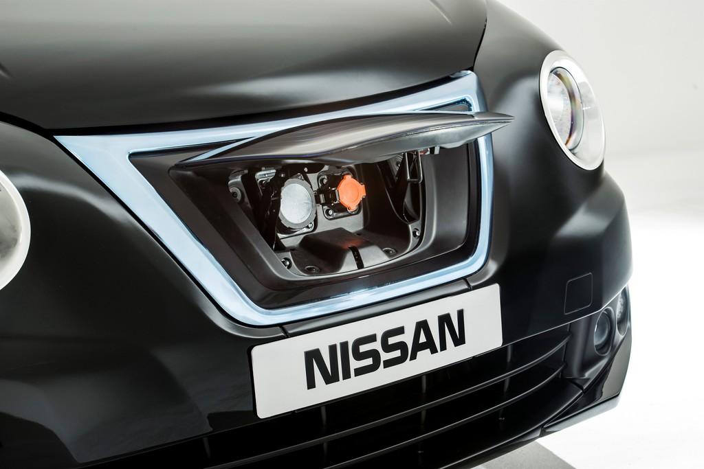 Taxi: Nach New York nimmt sich Nissan London vor