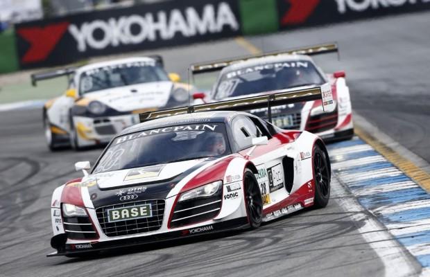 Team Abt für das ADAC-GT-Masters bereit