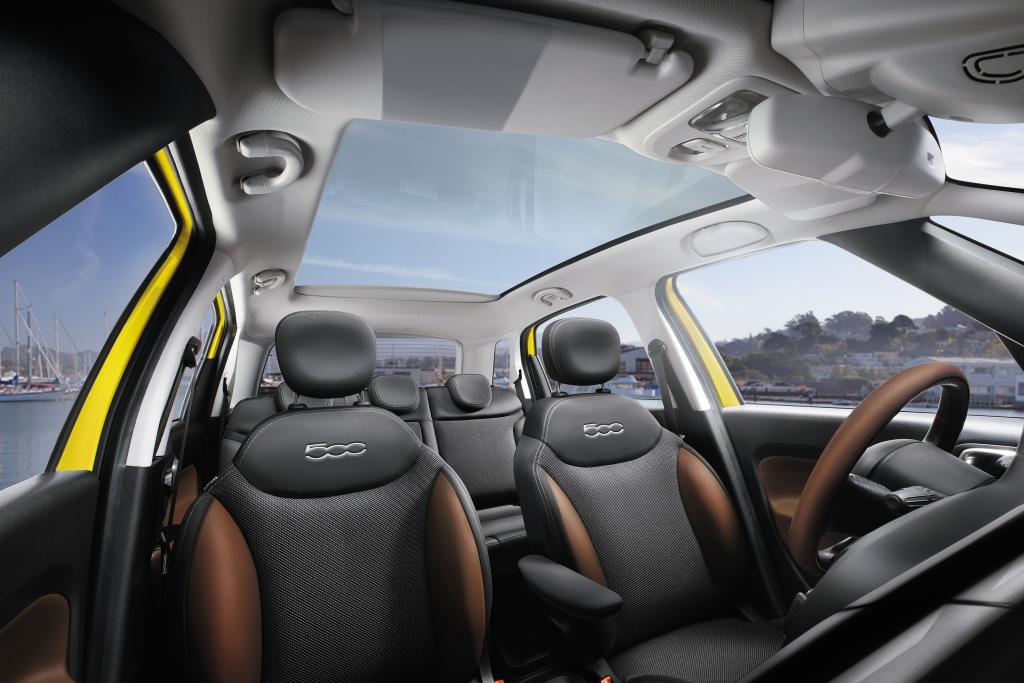 Test: Fiat 500L Trekking - Wanderbursche mit Sitzproblemen