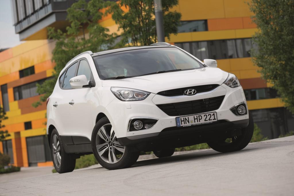 Test: Hyundai ix35 - Hören, sehen, fühlen