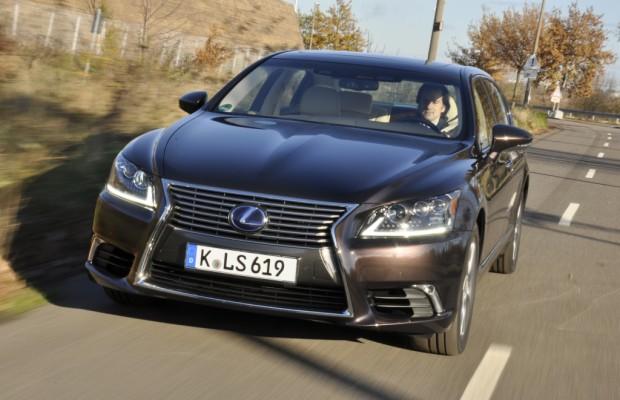 Test Lexus LS 600h L – Luxusdampfer unter Strom