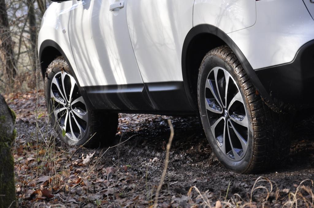 Test Nissan Qashqai – Treffen der Genrationen