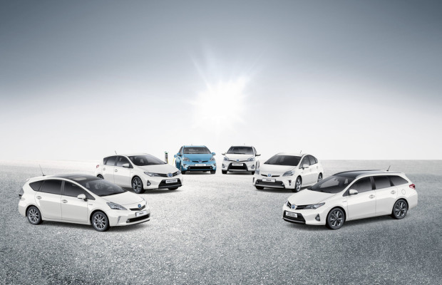 Toyota bleibt sauberster Volumenhersteller