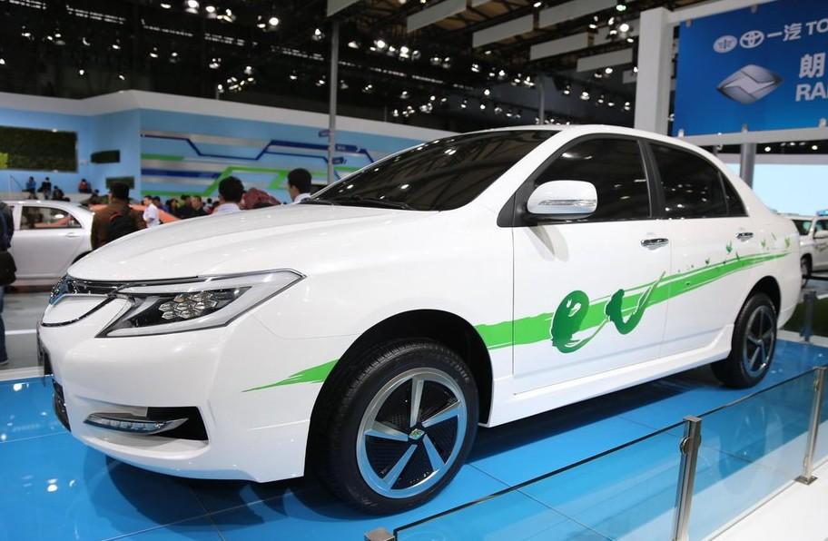 Toyota präsentiert reines Elektrofahrzeug