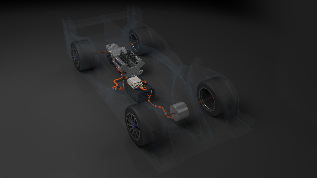 Toyota setzt im TS040 Hybrid zweiten E-Motor ein
